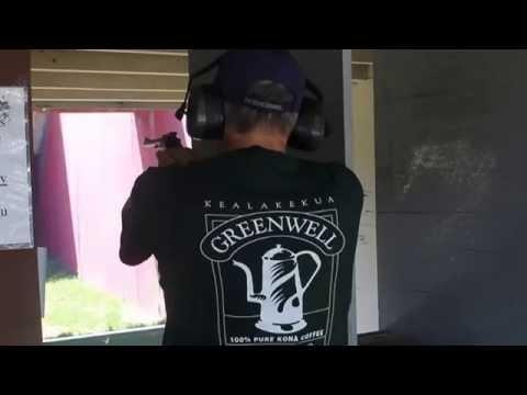 Shooting Matt's Bullets 250 Grain 44 Magnum Cast Full Wadcutter Reloads At  The Range