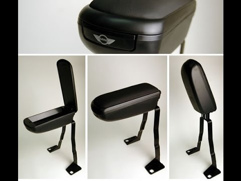 How To Fit An R56 Mini Centre Arm Rest Youtube