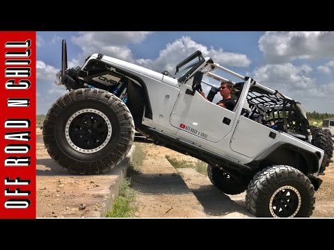 Thumbnail: Jeep Wrangler Off Road / Go Topless day 2017 at Lazy Springs