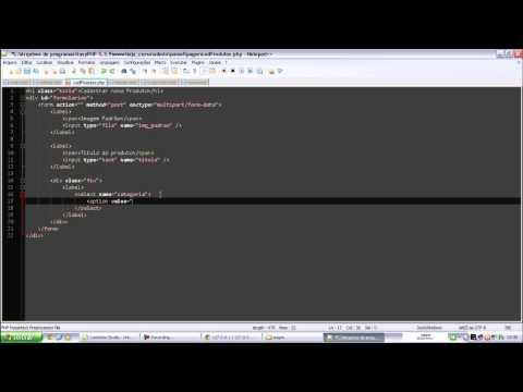 22 configurando banco de dados de YouTube · Duração:  26 minutos 4 segundos