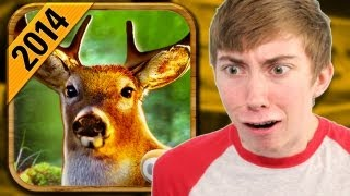 DEER HUNTER 2014 (iPhone Gameplay Video)