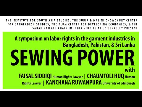 Sewing Power: Labor Rights in the Garment Industry in South Asia