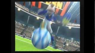 Mis Games - Disney Sports Soccer & Super Mario Strikers (GC Jap)