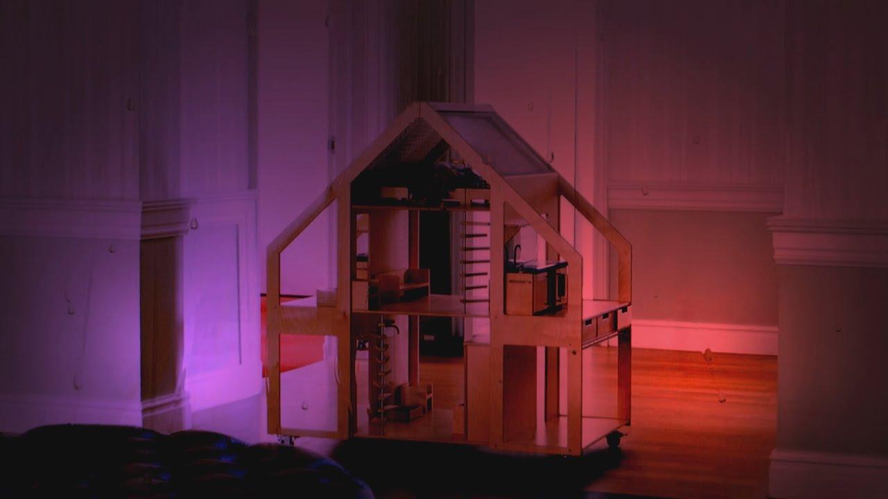 Dollhouse Background Scary