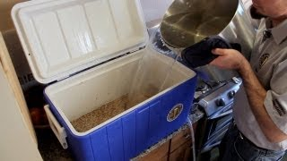 Easy Batch Sparge Method For All Grain Brewing