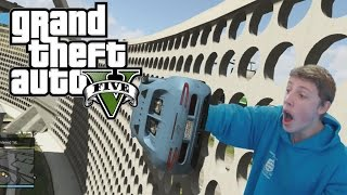 W2S Plays GTA 5 - WALL RIDING???  - GTA 5 Funny Moments