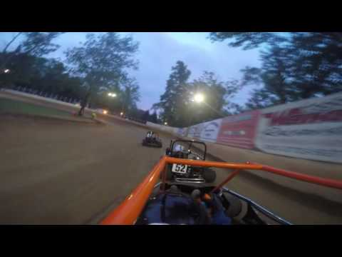Jax Yohn Racing - Shellhammers Speedway - July 2, 2016 - Feature 2