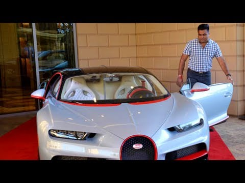Indian Billionaire Who Owns Bugatti