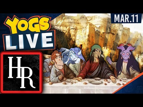 High Rollers D&D: Episode: 76 - The Siege of Talis'Val - 11th March 2018