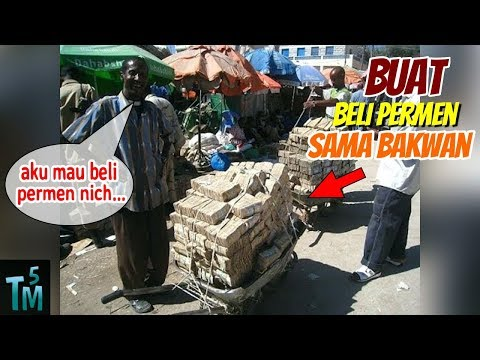 3 Hal yang Terjadi Jika Fenomena Mata Uang Zimbabwe Terjadi di Indonesia !! Mp3