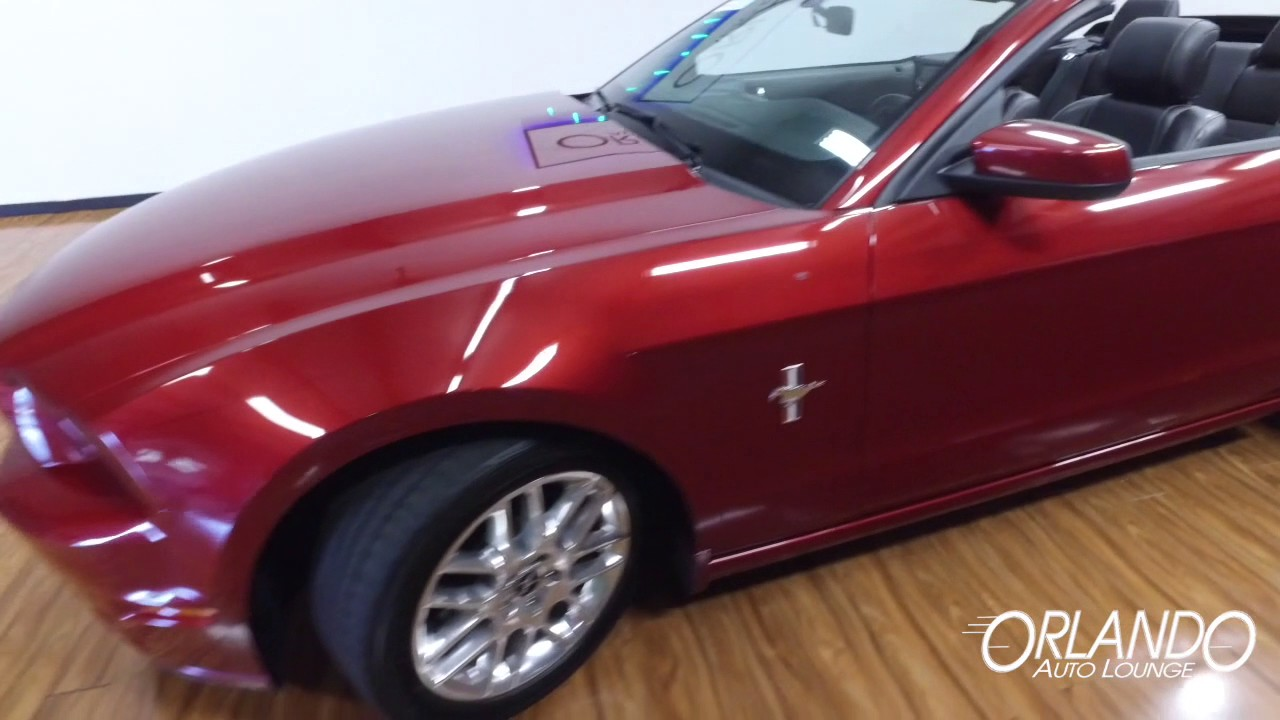 Live Video 2017 Ford Mustang Premium Oal 7 15 Orlando Auto Lounge