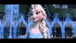Repeat youtube video (Elsa) Defying Gravity