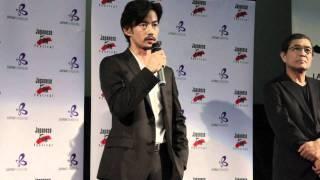 シドニーで開催された第15回日本映画祭のプレミアでゲストとして登場...