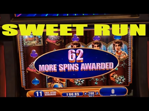 ★SWEET RUN★The Day of Lucky Slots ★☆3 of Slot machines☆$1.50~3.00 Bet
