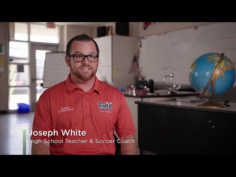 SoCal air pollution: Joey White's story (:60)