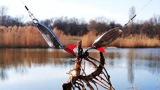 Рыбалка на щуку по просьбе подписчика