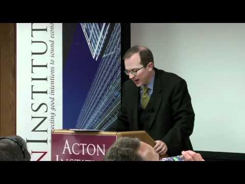 Does Capitalism Destroy Culture? (Mr. Michael Miller - Acton Institute)