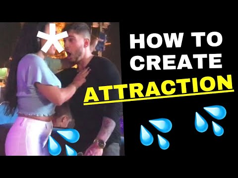 How To Create Attraction