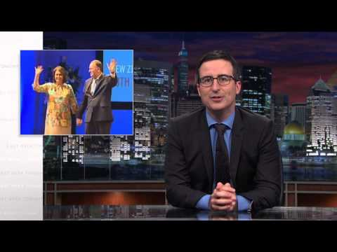 Thumbnail: Last Week Tonight with John Oliver - New Zealand Election