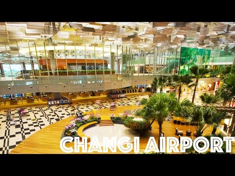 The World's BEST Airport! - Changi Singapore Airport