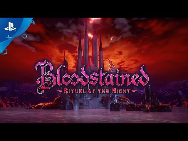 Bloodstained: Ritual of the Night - Story Trailer | PS4