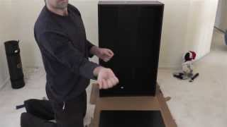 Unboxing The Room Essentials 3-shelf Bookcase