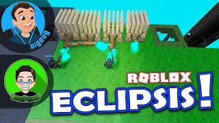 Roblox Eclipsis is a Great Roblox strategy game & I'm playing it with CodePrime8!!