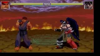 Group A Stage 1 : Evil Ryu VS Devil Jin Kazama 2