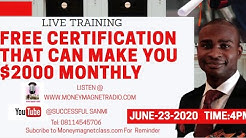 Free Certification That Makes You $2000 Monthly