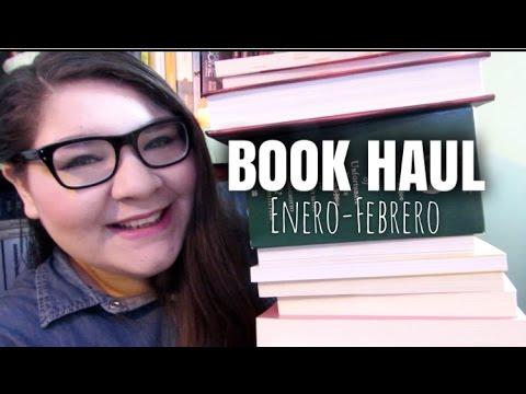 Book Haul: Enero y febrero   Lizeth López López  
