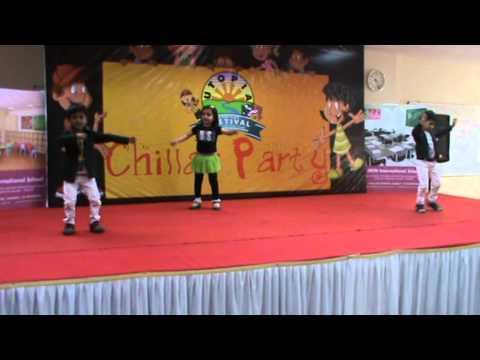 Aanya's dance video Decemeber 14 2014