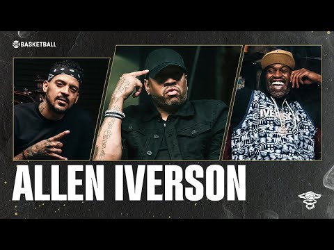 Allen Iverson | Ep 46 | ALL THE SMOKE Full Episode | SHOWTIME Basketball