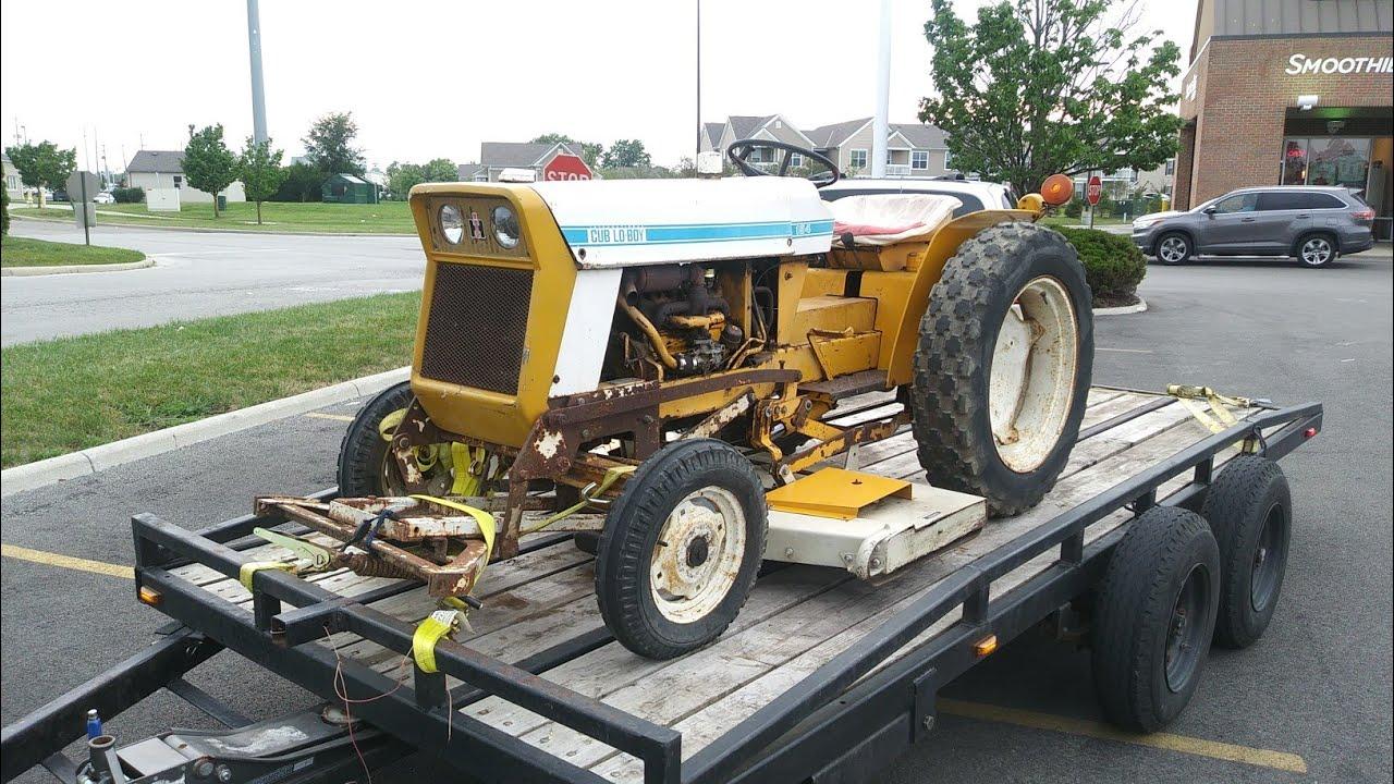 New CARBURETOR fit International Harvester Cub 154 Lo-Boy 1971 1972 1973 1974