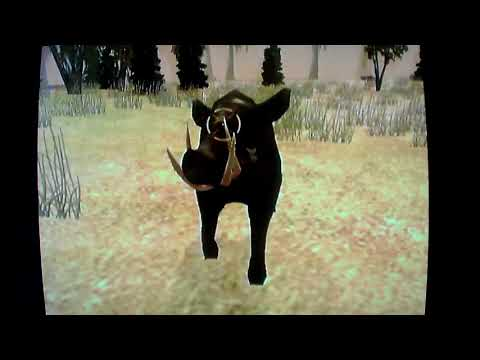 The Hunt Wii Game Episode: 2 Hunting The Legendary Boar