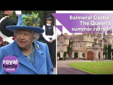 Balmoral Castle: The Queen's fairytale summer retreat