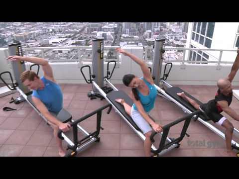 Total Gym GRAVITY Booth Video