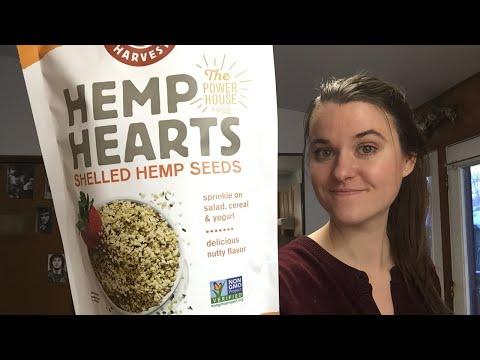 RAW VEGAN:  all about hemp seeds