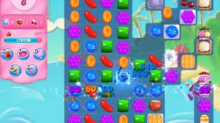 Candy Crush Saga Level 4550 IMPOSSIBLE without boosters