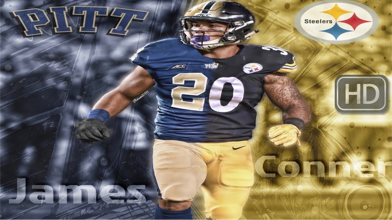 info for 192f5 ff8b8 James Conner || Pittsburgh Steelers Rookie Season Highlights ||