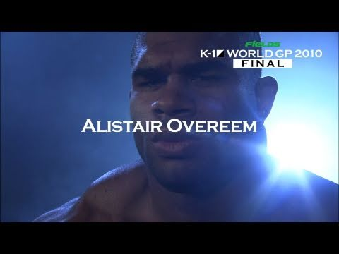 Alistair Overeem vs. Tyrone Spong PV