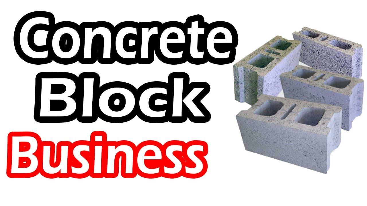 Foam concrete business plan coursework info username