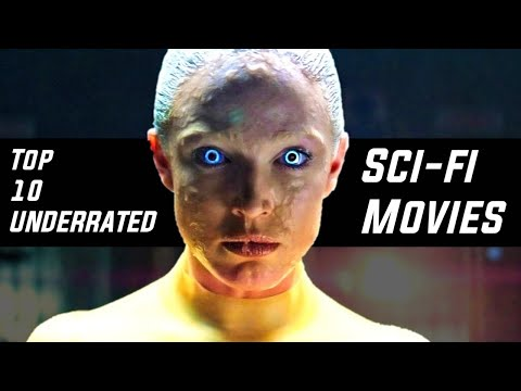 Top 10 Underrated Sci-Fi Hollywood Movies |Hindi|
