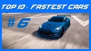 NFS Payback Top 10 Fastest Cars