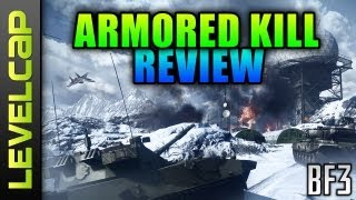 Armored Kill Review (Battlefield 3 Gameplay/Commentary)