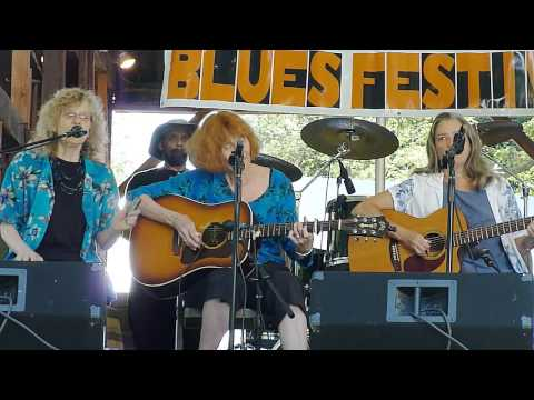 Mr. Crump Don't Like It by The Acoustic Blues Women @ Tinner Hill Blues Festival 2013