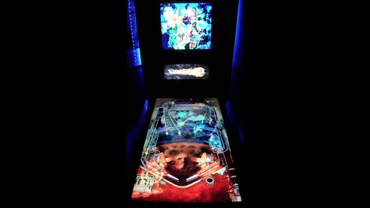 VP Cabs is working with Zen Pinball to make fullsize cabinets for