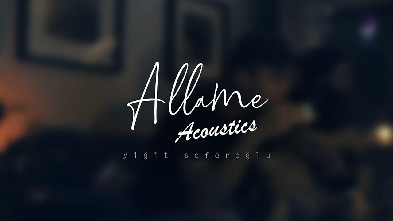 Allame Acoustics - Hayalin Yeri Yok (Official Video)