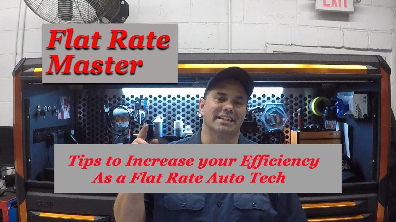 flat rate guide mechanic