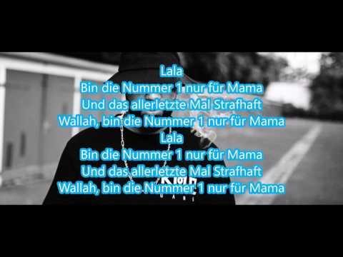 ZUNA feat. AZET & NOIZY - NUMMER 1 LYRICS