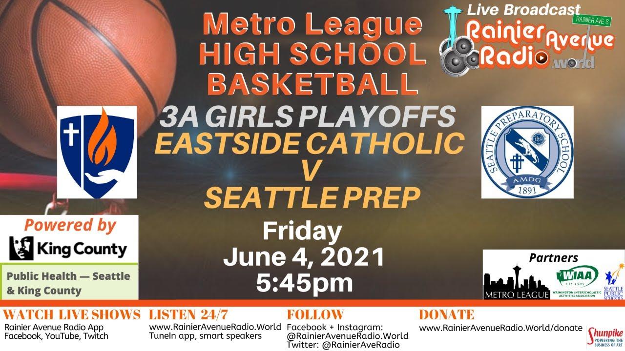 6-4-21 High School Basketball Playoffs! Girls & Boys